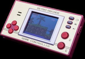 Retro_Arcade_Console